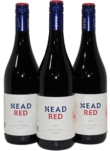 Head Wines Head Red Montepulciano 2018 (