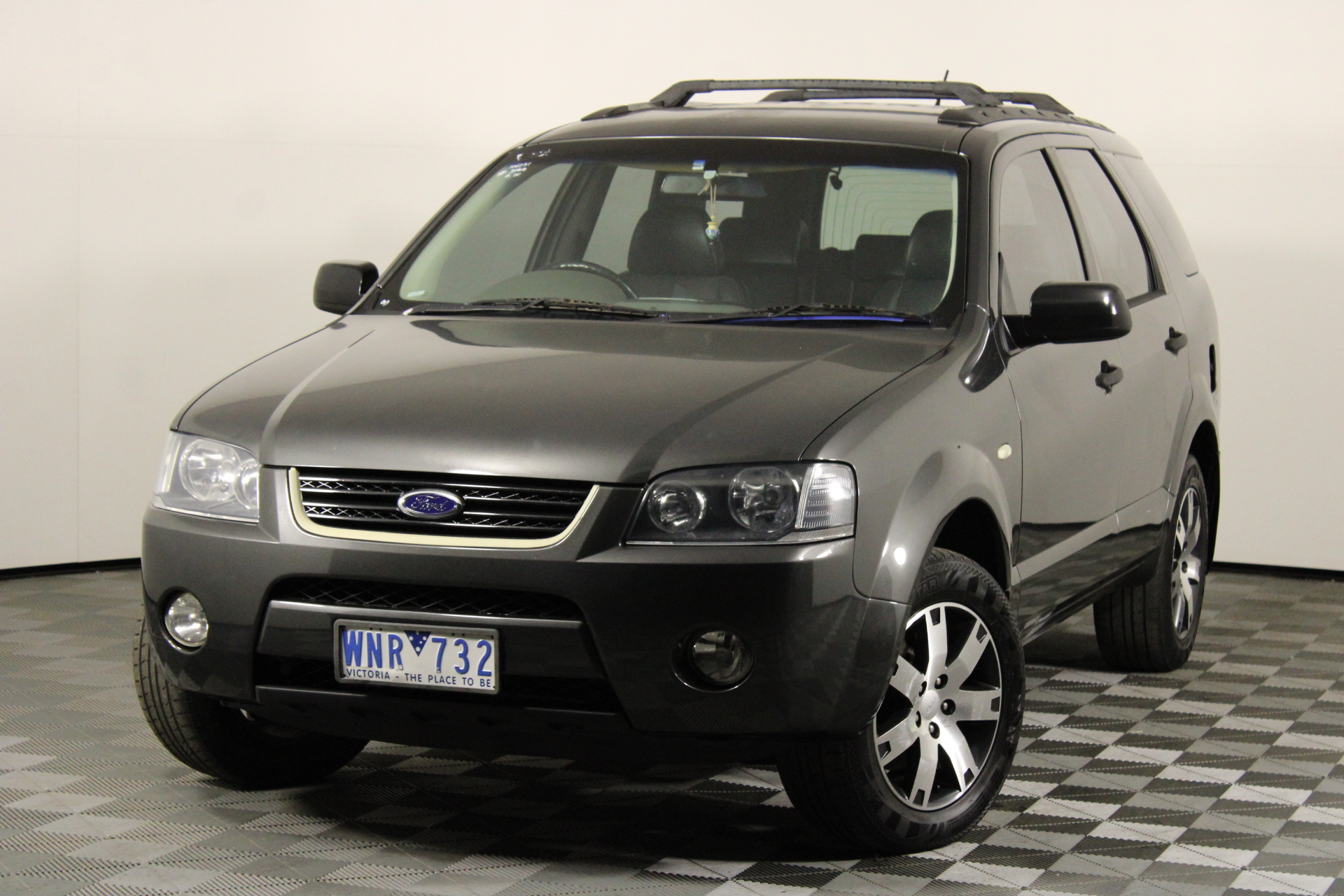 2008 Ford Territory TX (RWD) SY Automatic 7 Seats Wagon