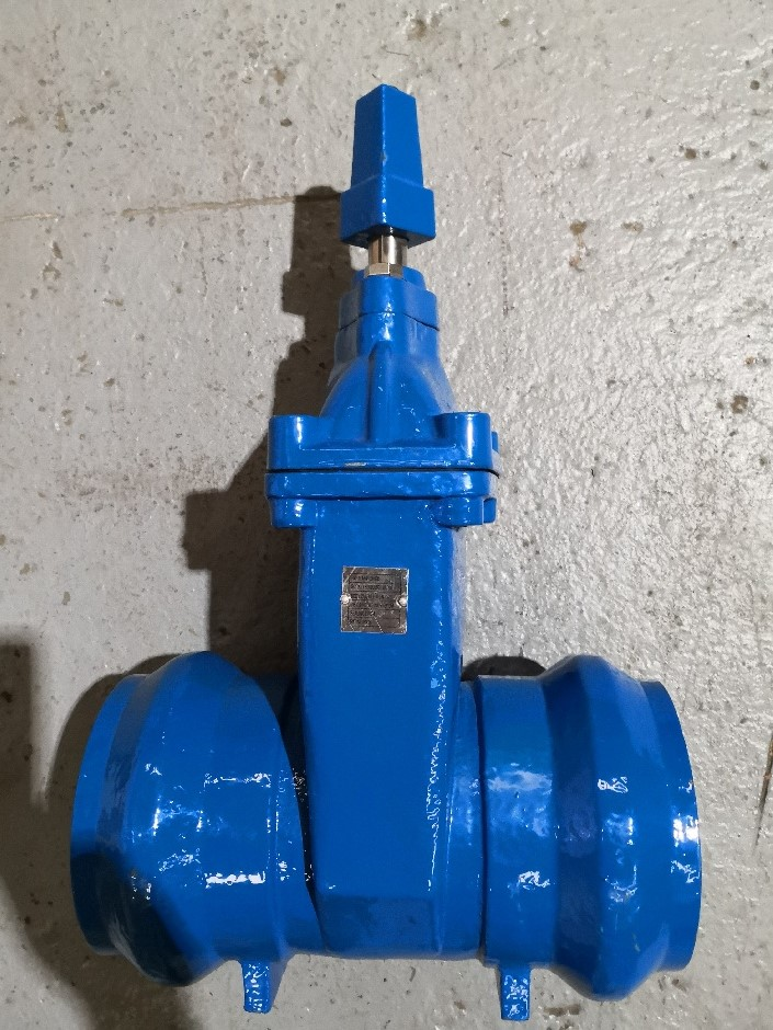 Sluice Valves - Socketed (100mm) Suits DVW diameter pipe