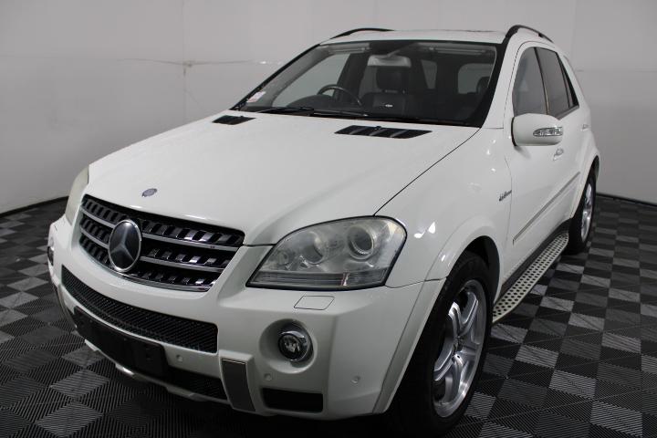 2008 Mercedes Benz ML 63 AMG (4x4) W164 Auto 169,895km's(Mercedes Hisory)