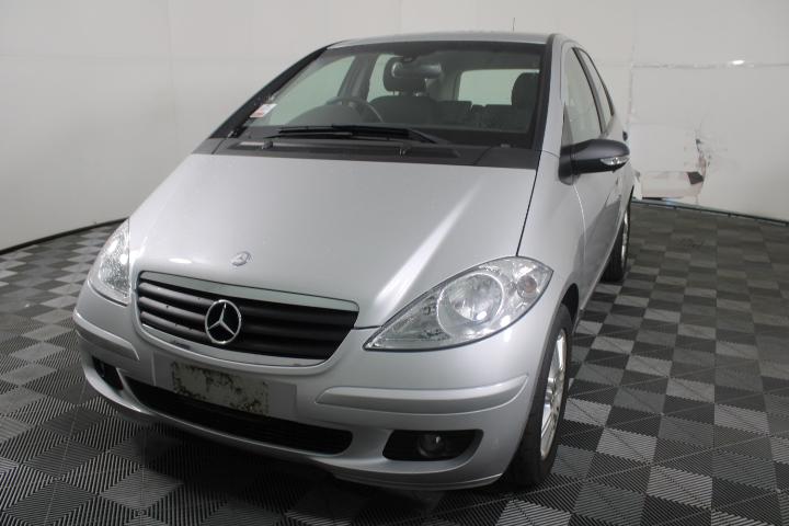 2006 Mercedes Benz A170 Classic W169 Auto 82,832 km's