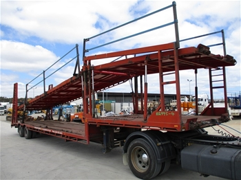 Unreserved Car Carrier
