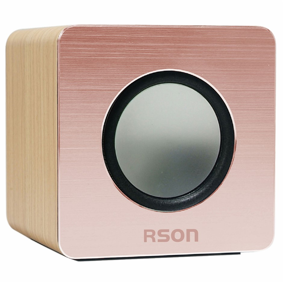 RSON Bluetooth Wireless Speaker 5W, Operating Distance 10M, Built-in Rechar