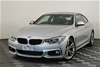 2014 BMW 4 SERIES 428i F32 Automatic - 8 Speed Coupe