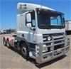 2011 DAF CF7585 6x4 Prime Mover Truck  (Pooraka, SA)