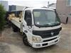 2010 Foton Aumark 4x2 Tray Body Truck