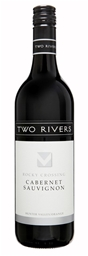 Two Rivers Rocky Crossing Cabernet Sauvignon 2018 (6x 750mL).