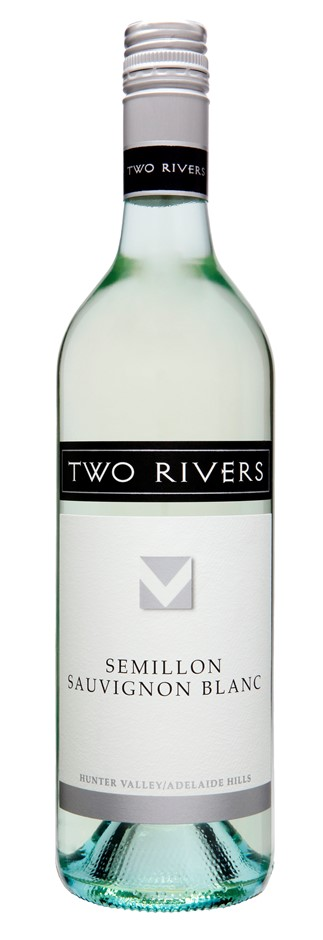 Two Rivers Semillon Sauvignon Blanc 2019 (6x 750mL).