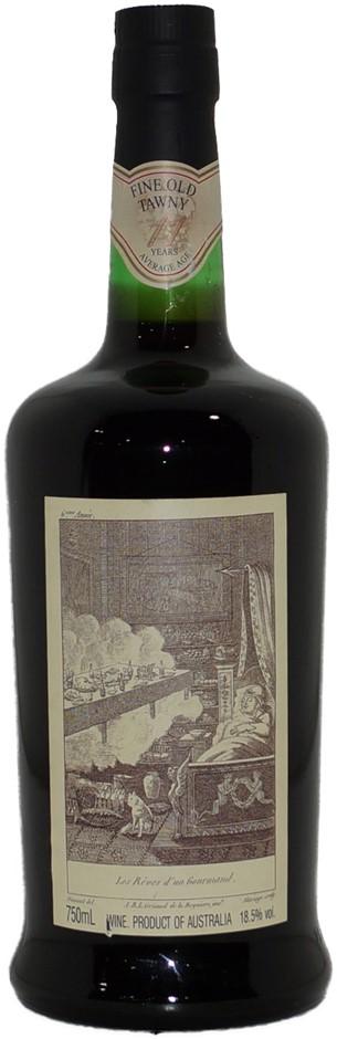 Wood & Co Rare Print Series Number Six Fine Old Tawny Port (1x 750mL). SA