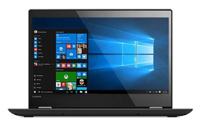 Lenovo Yoga 530-14ARR 14-inch Notebook, Black
