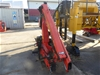2008 Palfinger PK4501 Hydraulic Truck Crane
