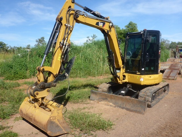 2018 Caterpillar 305E2CR Excavator