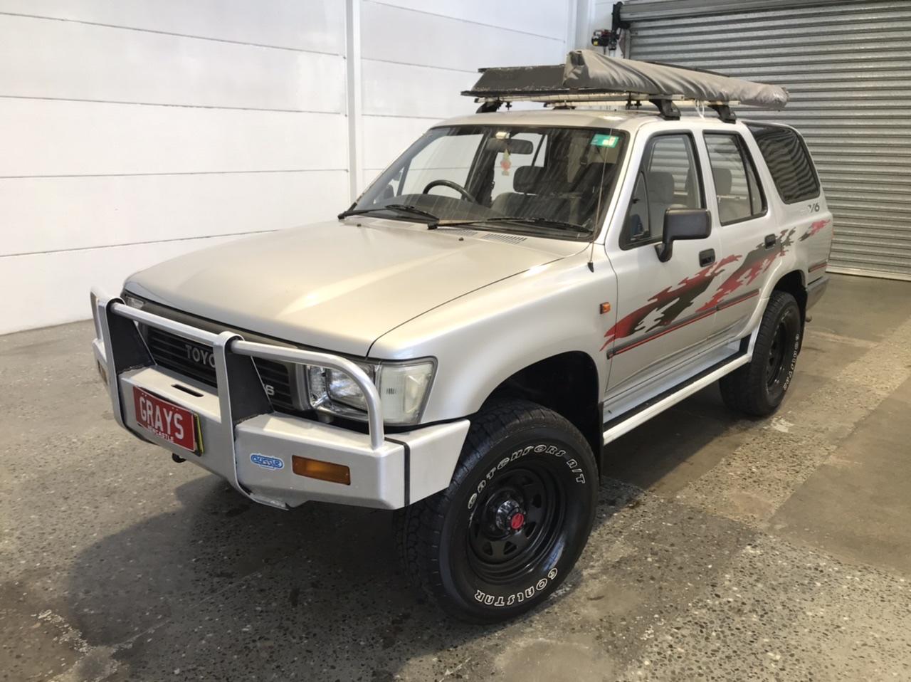1991 Toyota 4 Runner RV6 (4x4) VZN130 Automatic Wagon