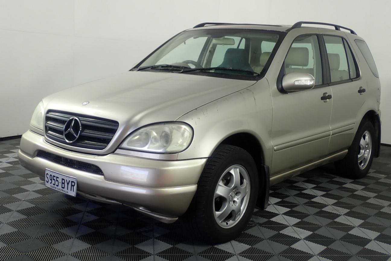 2004 Mercedes Benz ML 270 Automatic Wagon