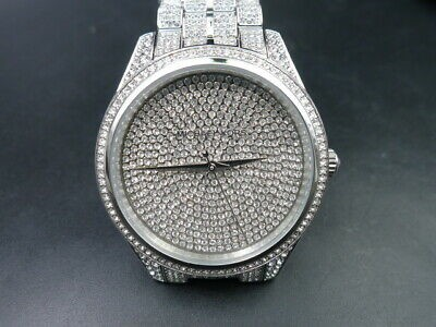 Ladies Stunning Unworn Michael Kors Couture Ny 'Lauryn' Watch. Wow