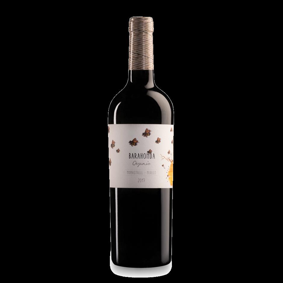 Barahonda Joven Organic 2017 (6 x 750mL) Spain