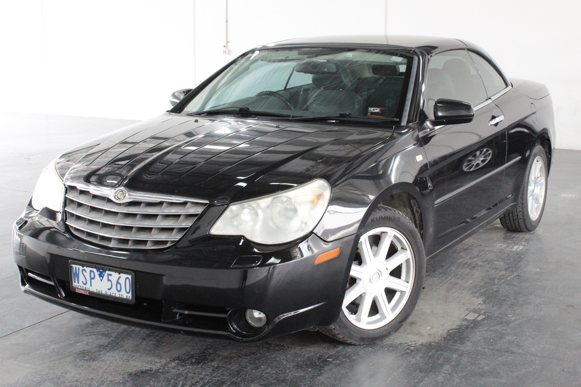 2008 Chrysler Sebring Cabrio Limited JS Automatic Convertible