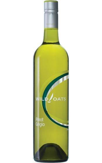 Wild Oats Pinot Grigio 2019 (12 x 750mL), Mudgee, NSW