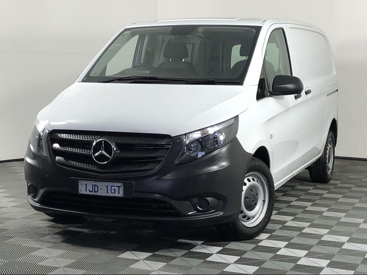 2017 Mercedes Benz Vito 111 CDI Turbo Diesel Manual Van