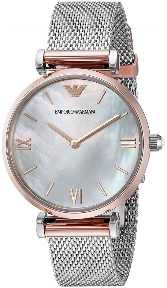 Sleek And Trendy New Emporio Armani Ladies Watch.