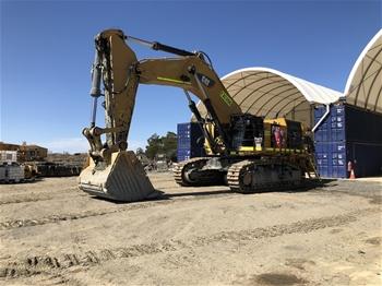 2019 Caterpillar 6015B Hydraulic Excavator with Bucket (EXC098)