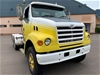 <p>2002 Sterling LTT5006X4 Cab Chassis Truck</p>