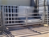 Galvanised 4 m Double Gate, 50x10mm flat bar, 1.5m(L)
