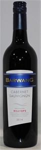 Barwang Regional Range Hilltops Cabernet