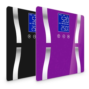 SOGA 2 x Digital Body FatBathroomWeight