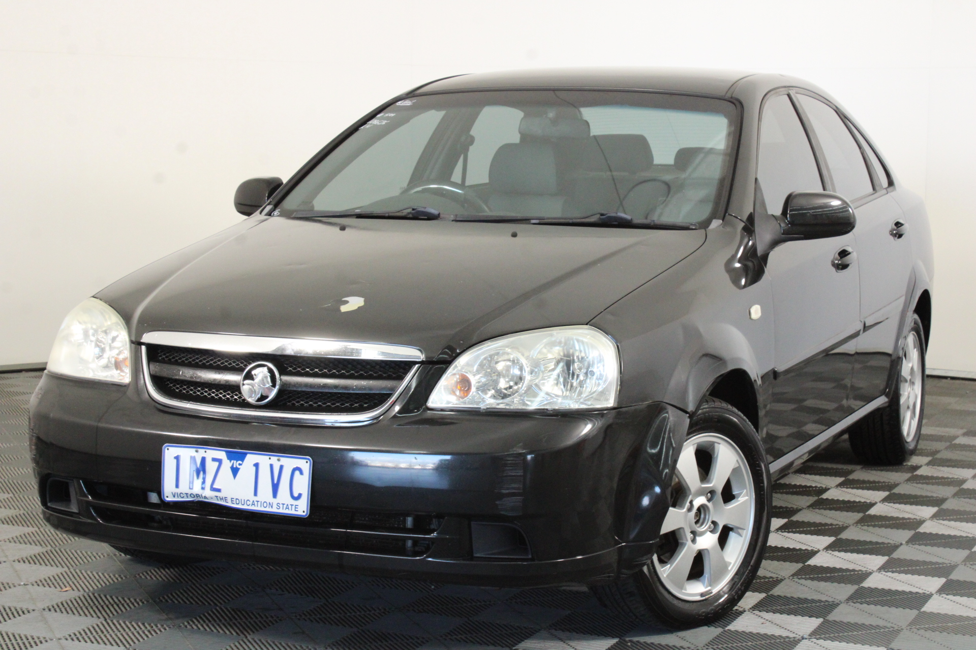 2008 Holden Viva JF Manual Sedan