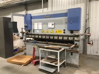Hydraulic Brake Press, Baykal APH, 2003, 60 Ton, 140mm stroke, 5.5kW