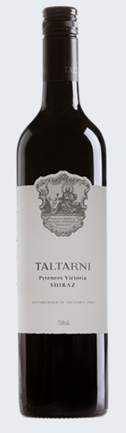 Taltarni Estate Pyrenees Shiraz 2017 (6x 750mL), VIC