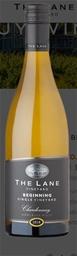 The Lane Beginning Single Vineyard Chardonnay 2018 (12x 750mL), SA