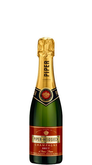 Piper Heidsieck Cuvée Brut NV (12x 375ml), Champagne. France. Cork