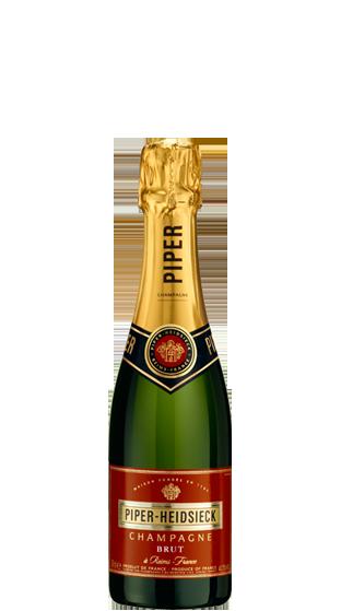 Piper Heidsieck Cuvée Brut NV (12x 375ml), Champagne. France. Cork