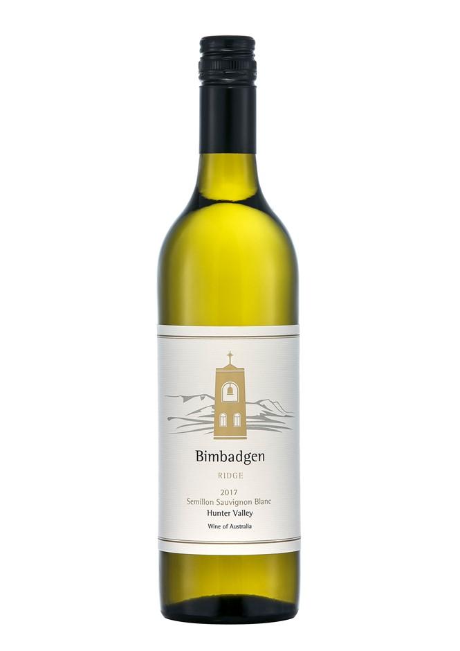 Bimbadgen Ridge Semillon Sauvignon Blanc 2017 (12x 750mL).