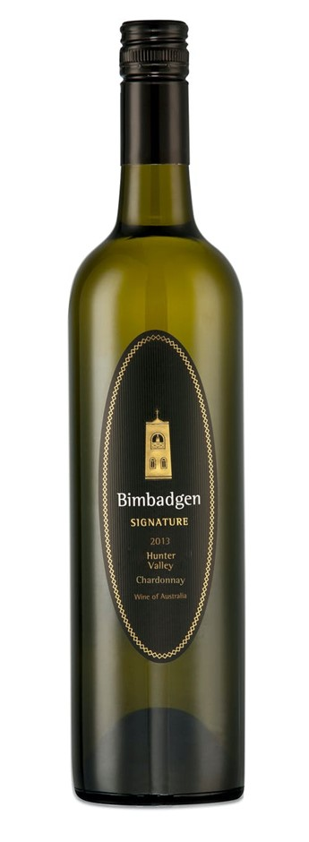 Bimbadgen Signature Chardonnay 2013 (6x 750mL). Hunter Valley