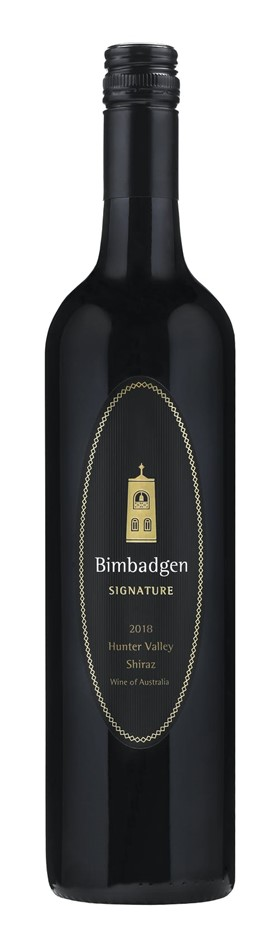 Bimbadgen Signature Shiraz 2017 (6x 750mL). Hunter Valley
