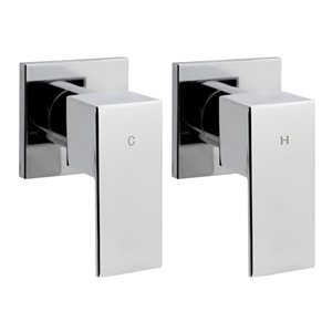 Cefito Bathroom Taps Faucet Rain Shower