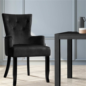 Artiss Dining Chairs French Provincial V