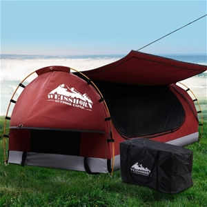 Weisshorn Swag King Single Camping Swags