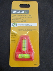 Qty 100 x Johnson Cross Check and Surfac
