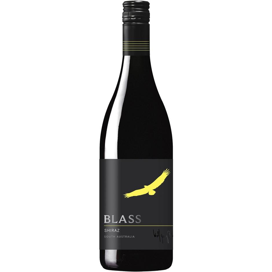Wolf Blass 'Blass' Shiraz 2017 (6x 750mL).