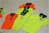 6x Kids Hi-Vis Polo Shirts - Assorted Sizes & Colours