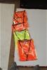 5x Hi-Vis Vests - Assorted Colours - Size XS