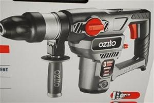 ozito rotary hammer drill manual