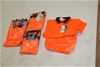 5x Hi-Vis Polo Shirts - Assorted Sizes