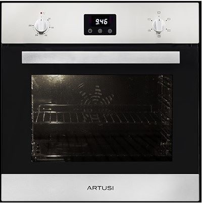 Artusi AO601X 60cm Electric Built-In Integrated Oven (AO601X1)