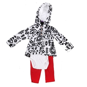 2 x CARTER`S 3pc Girl`s Clothing Sets, I