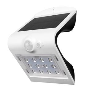 10 x LED SOLAR LIGHT - 1.5W - 4000K+6000